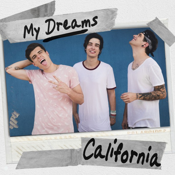 my dreams california