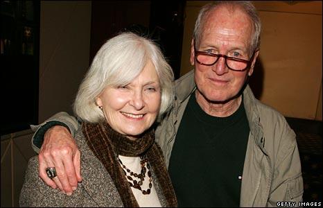 Paul Newman - Joanne Woodward