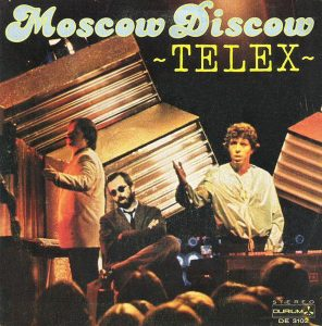 telex disco moscow