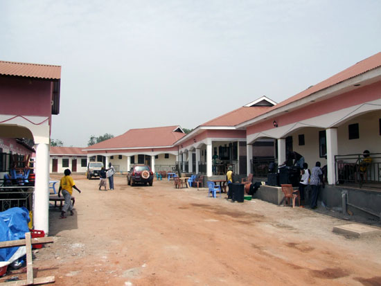 Toruist Hostel Jambio