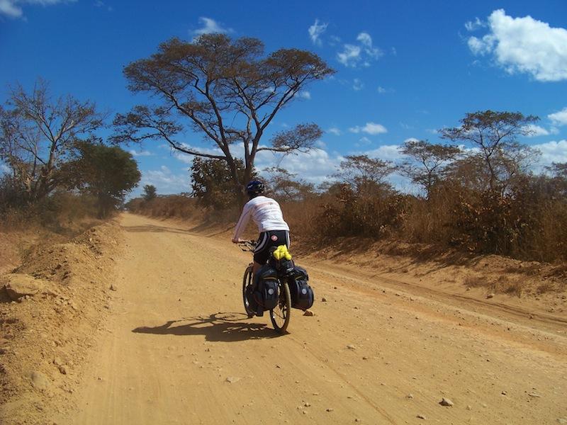 Lusaka-Londra su una Bici in Bamboo