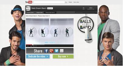ball Dream band