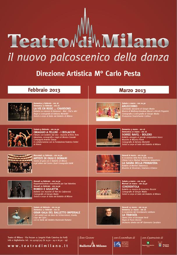 teatro di Milano