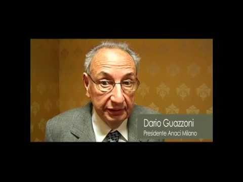 Guzzetti presidende ANACI