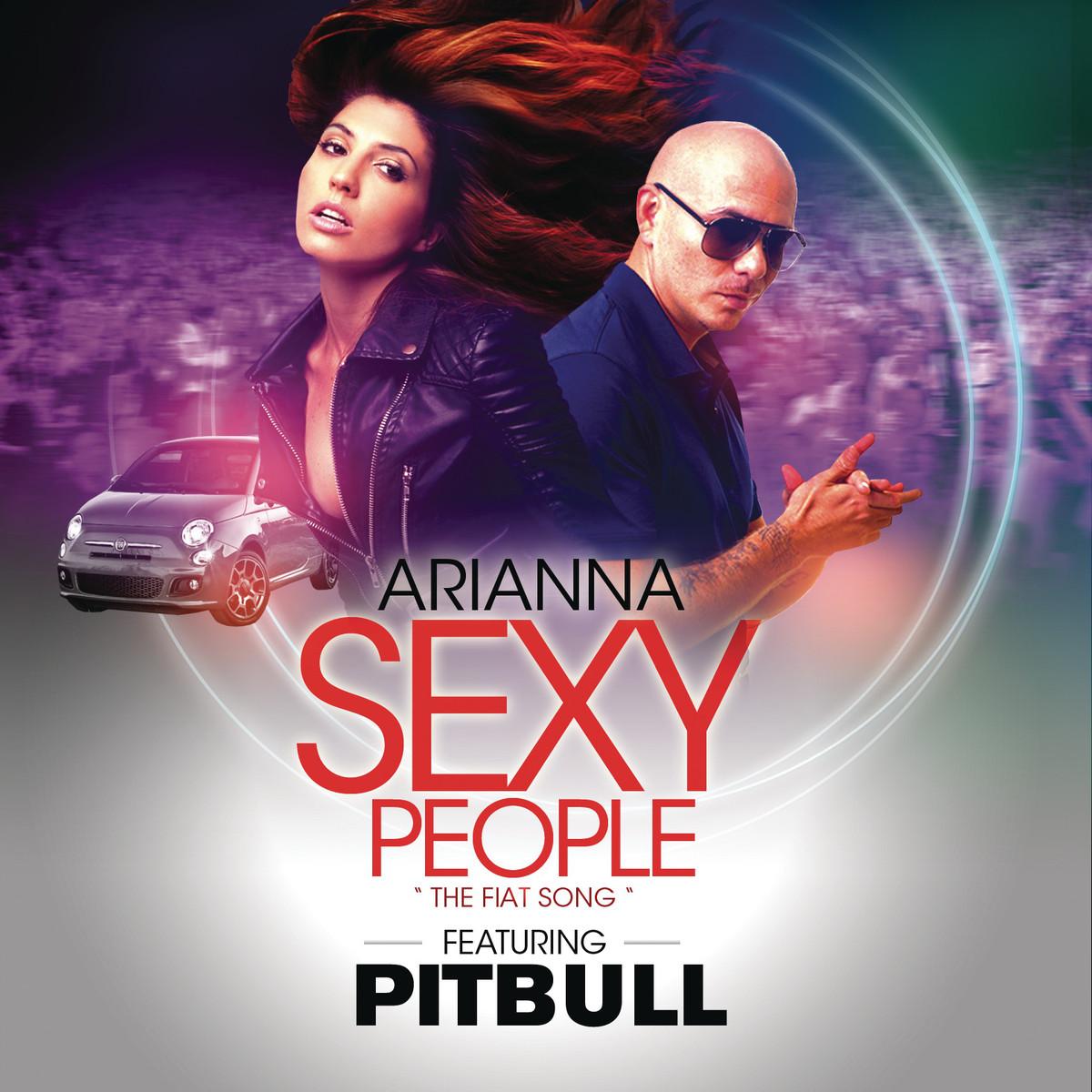 Arianna fr Pitbull sexy people