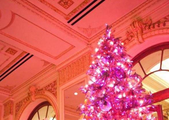 Natale in rosa