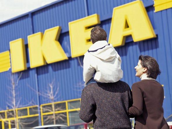 Ikea a vilal cortese