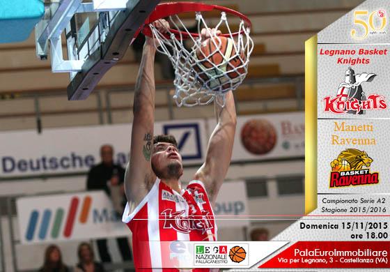legnano Basket Ravenna