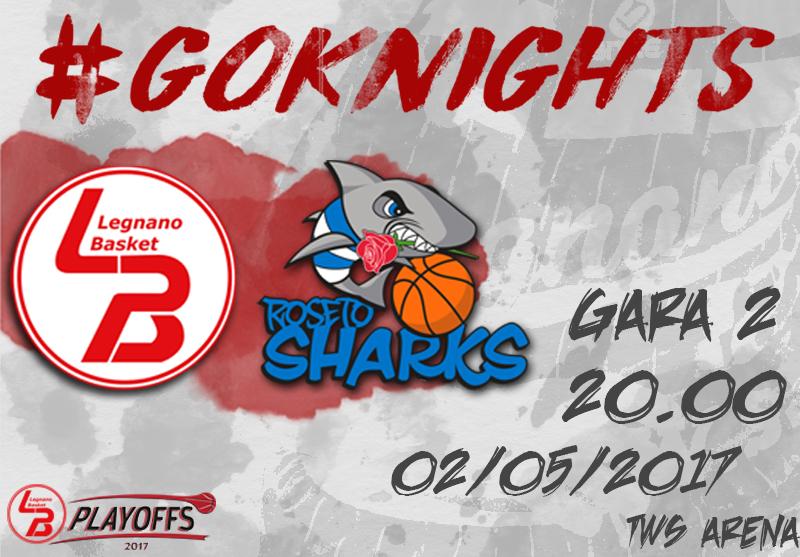 Legnano Knights Roseto Sharks